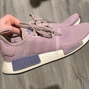 Adidas NMD R1 Lavender Shoes